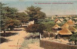 Afrique - Africa -mali -ref A187- Sikasso   -carte Bon Etat   - - Mali