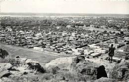 Afrique - Africa -mali -ref A186-bamako -quartier De Dar Salam Et Centre    -carte Bon Etat   - - Mali