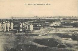 Afrique - Africa -mali -ref A183-les Chutes Du Senegal Au Felou   -carte Bon Etat   - - Mali