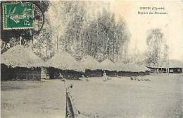 Afrique - Africa -ref A177-ouganda - Kisubi - Hopital Des Dormeurs - Santé - Maladie - Medecine  - - Oeganda