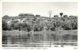 Afrique - Africa -ref A175-ouganda - Murchison Falls National Park  Paraa Safari Lodge  - Carte Bon Etat - - Uganda