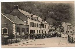 23547  -  Nessonvaux  �glise  protestante  -  Synode