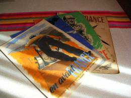Lot De Revues EN AVANT FRANCE - 1900 - 1949