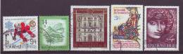 ÖSTERREICH - 1982 - Lot - Gestempelt - 1945-.... 2nd Republic