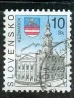 Slovakia, Yvert No 369 + - Slowakije