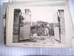 Afrika Africa Afrique Gabon Port Gentil - Brazzaville