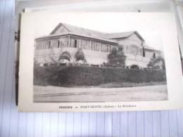 Afrika Africa Afrique Gabon Pereira Port Gentil Résidence - Brazzaville