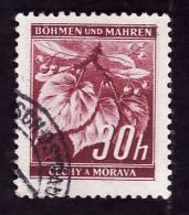 Bohême Et Moravie  1939  - YT 24  - Oblitéré - Bohemia & Moravia