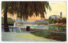 D10666 -  HALLE - Allemagne