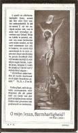 DP. ZUSTER AMBROISINE ( EUGENIE GHOMME) ° WULVERINGHEM 1878 - + OVERIJSSCHE 1918 - Religion & Esotérisme