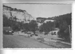 25.-  Vallée Du DESSOUBRE .- Le Pont Et Les Roches Près De BATTENANS - Andere Gemeenten