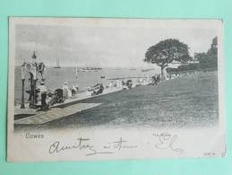 COWES -The Grees - Cowes