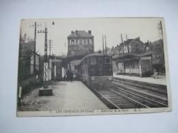 7. - LES COTEAUX (St-Cloud) - Intérieur De La Gare - Saint Cloud