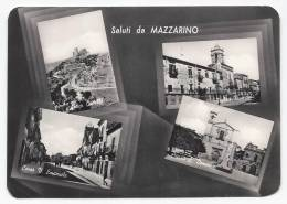 Saluti Da Mazzarino - Caltanisetta - H16 - Caltanissetta