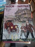 VICTOR SACVILLE T4 LE LOUP DES ARDENNES  CARIN  RIVIERE - Victor Sackville