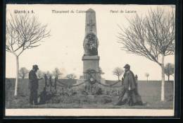 67 --- Woerth --- Monument Du Colonel  --- Henri  De Lacarre - Woerth