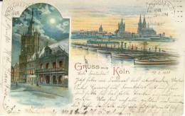 LITHO  KOLN - Köln
