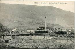 CPA    30-  Avèze   ---   Cavaillac   --  La Distillerie Des Châtaigniers - Autres Communes