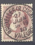 _Me217: N°77-tab: BRUXELLES(R.DUCALE) VALEURS - 1905 Grove Baard
