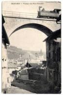 "CPA   BEAUJEU  Viaduc Du Pont Paradis  ""   Locomotive  ""   Y5/6177 - Beaujeu"