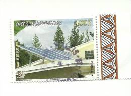 738  énergie Renouvelable   Avec Bdf                  (656) - Wallis E Futuna