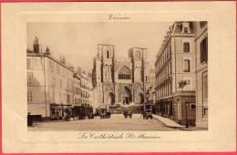 CPA 38 VIENNE La Cathédrale St Maurice   ( D100 ) - Vienne