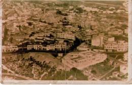Carte Photo  Epaisse Combier D Agadir Avant Le Tremblement De Terre Etat Voir Scann Vue Aerienne - Agadir