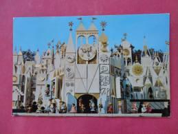 Disney > Disneyland     Its A Small World 1972 Cancel =ref  822 - Disneyland