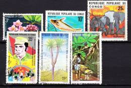 CONGO  PETIT LOT - Congo - Brazzaville