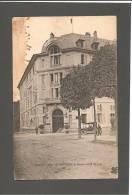 GERARDMER - LE GRAND HOTEL DU LAC  Animée, 2 Scans, état Taché - Gerardmer