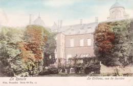 LE ROEULX - Le Château, Vue De Derrière - Carte Colorée - La Louvière