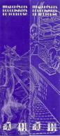 - 2 MARQUE- PAGES  -  MARCHES DES BOUQUINISTES DE TOULOUSE - - Marque-Pages