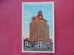 Port Arthur TX Goodhue Hotel 1955 Cancel- -------- ------ Ref   822 - Ohne Zuordnung