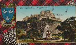 EDINBURGH CASTLE     /////   REF  F169 - Kincardineshire
