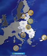 Collector-Album Tome II €-Set Ab 2008 Neue EURO-Länder 9€ Für 12Sätze BG CZ CY EST LV LT H M PL RO SLO SK Zum Einklicken - Alben & Binder