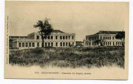 CPA COCHINCHINE  / INDOCHINE FRANCAISE - Caserne De SAIGON , Entrée  /  Neuve - India