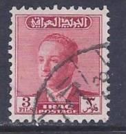 Iraq, Scott # 176 Used King Faisal II, 1957 - Iraq