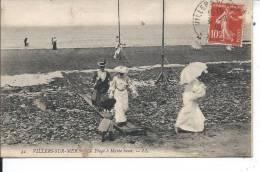 VILLERS SUR MER - La Plage à Marée Basse - Villers Sur Mer