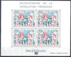 TAAF 1989 - Antarctics - Mi Bl. 1- MNH - Blocs-feuillets