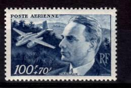France 1948 100 + 70f Jean Dagnaux Issue #CB2 - 1927-1959 Mint/hinged