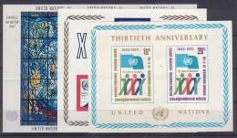 UNO-NY  Bl.4-6 , Xx  (1143)* - New York – UN Headquarters