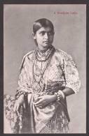 SR44) Ceylon - A Kandyan Lady - Sri Lanka (Ceylon)