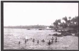 SR45) Ceylon - Bathing At Mount Lavinia Hotel - Colombo - Sri Lanka (Ceylon)