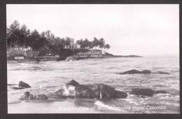 SR47) Ceylon - View Of Mount Lavinia Hotel - Colombo - Sri Lanka (Ceylon)