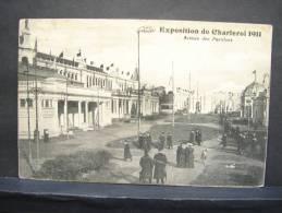 CP. 142. Charleroi. Exposition De Charleroi De 1911. Avenue Des Pavillons - Charleroi