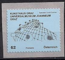 "2012  Austria 2978 **MNH   Kunsthaus Graz  "" Spacelab Cook Fournier "" - 1945-.... 2nd Republic"