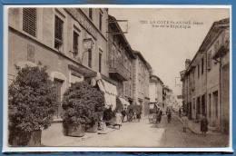 38 - La COTE SAINT ANDRE -- Rue De La République - Par EDITEURS