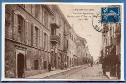 38 - La COTE SAINT ANDRE -- Rue De La République...... - Publishers