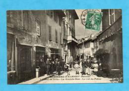 Saint-Pierre-d'Albigny. - L'Hôtel De Ville - La Grande Rue - Le Col Du Frêne. - Saint Pierre D'Albigny