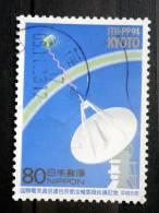 Japan - 1994 - Mi.nr.2253 - Used - Annual General Meeting Of The International Telecommunication Union (ITU), Kyoto - 1989-... Empereur Akihito (Ere Heisei)